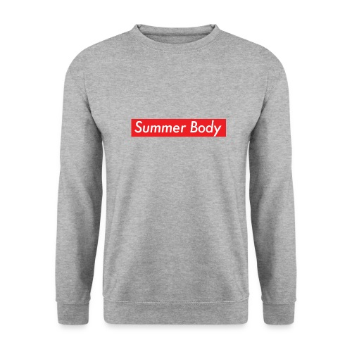 Summer Body - Sweat-shirt Unisex
