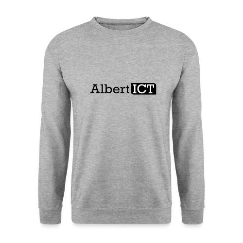 Logo_AlbertICT - Mannen sweater