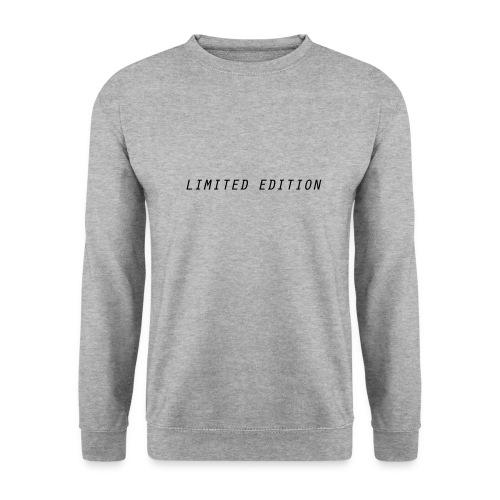 Limited edition - Unisex Sweatshirt