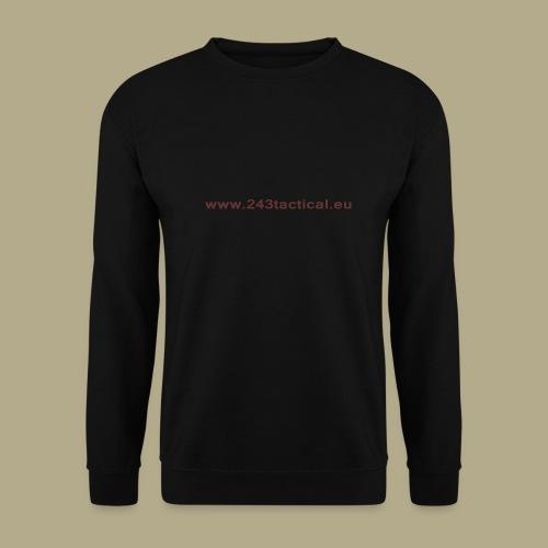 .243 Tactical Website - Mannen sweater
