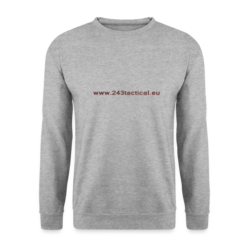.243 Tactical Website - Mannen sweater