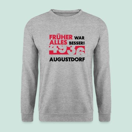 Früher 4936 Augustdorf - Unisex Pullover
