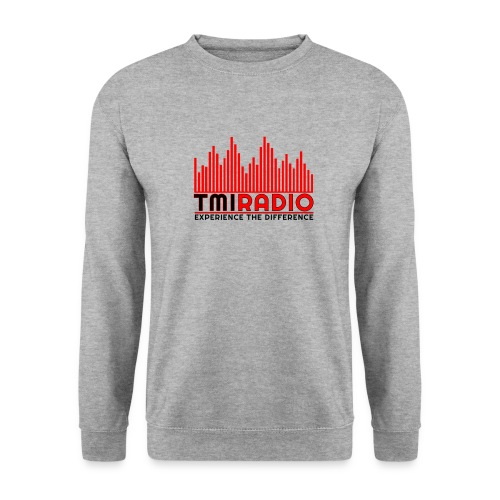 NEW TMI LOGO RED AND BLACK 2000 - Unisex Sweatshirt