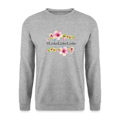 liebeliebeliebe - Männer Pullover