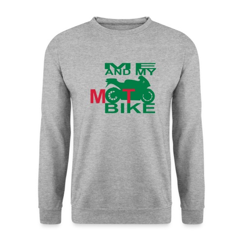 ME AND MY MOTOBIKE 2 - Männer Pullover