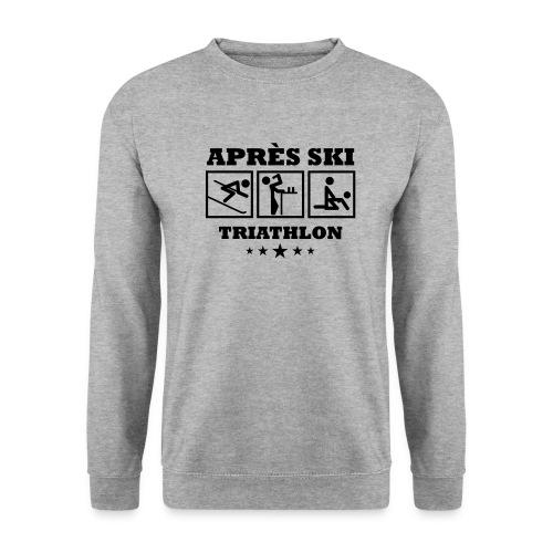 Apres Ski Triathlon | Apreski-Shirts gestalten - Männer Pullover
