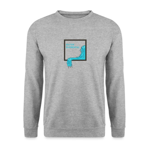 Water Elemental - Männer Pullover