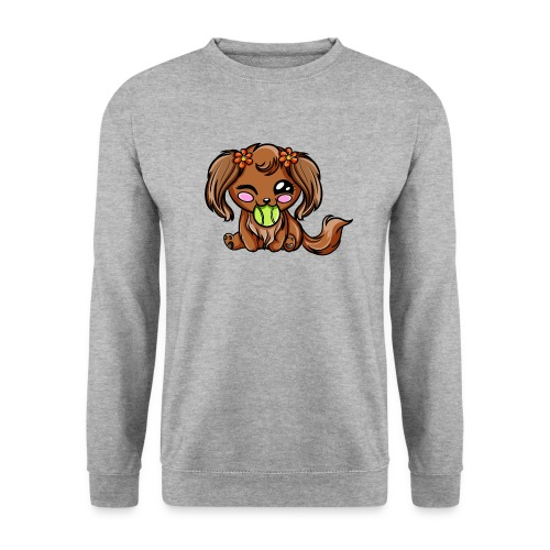Puppy Dog Kawaii - Sweat-shirt Unisexe