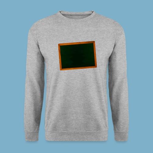 Schul Tafel - Männer Pullover