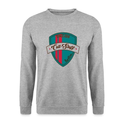 Cult Stuff - Logo grün rot - Männer Pullover