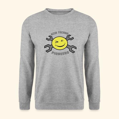 ACID TECHNO PIONEERS - SILVER EDITION - Men's Sweatshirt