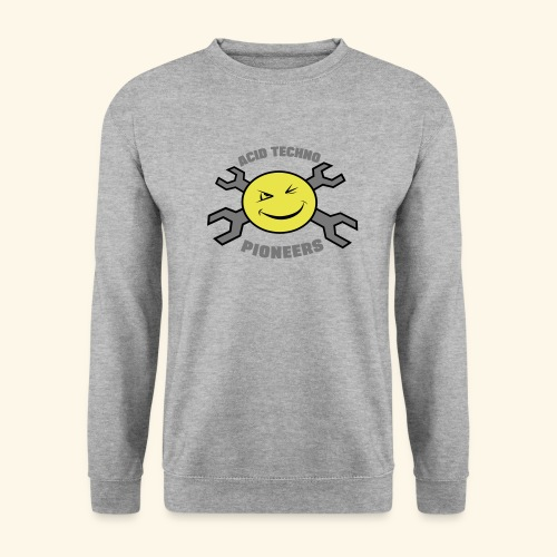 ACID TECHNO PIONEERS - SILVER EDITION - Unisex Sweatshirt