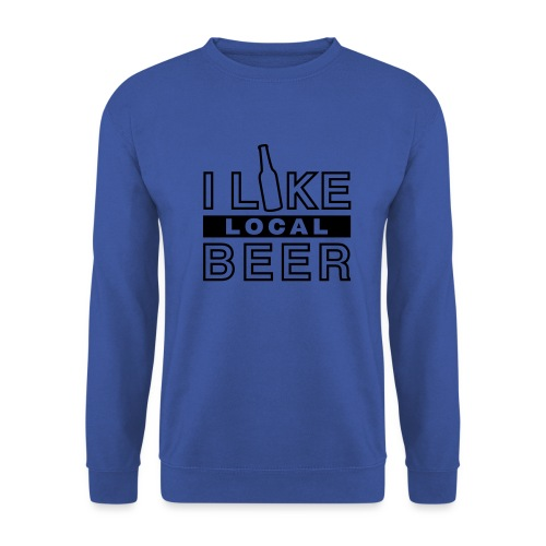 I Like Local Beer (swity) - Unisex Pullover