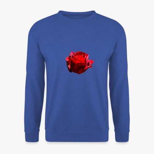 Red Rose - Unisex Pullover