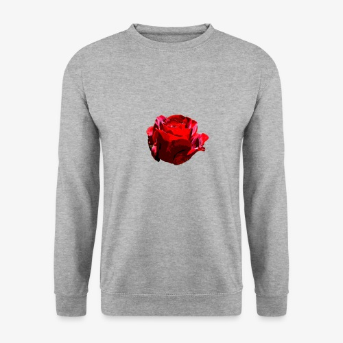 Red Rose - Unisex Pullover