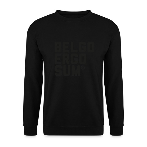 Belgo Ergo Sum - Unisex Sweatshirt