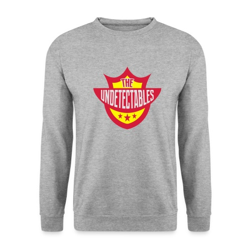 Undetectables voorkant - Unisex sweater