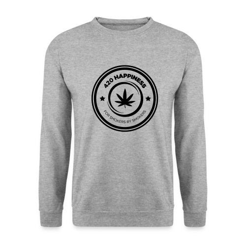 420_Happiness_logo - Unisex sweater