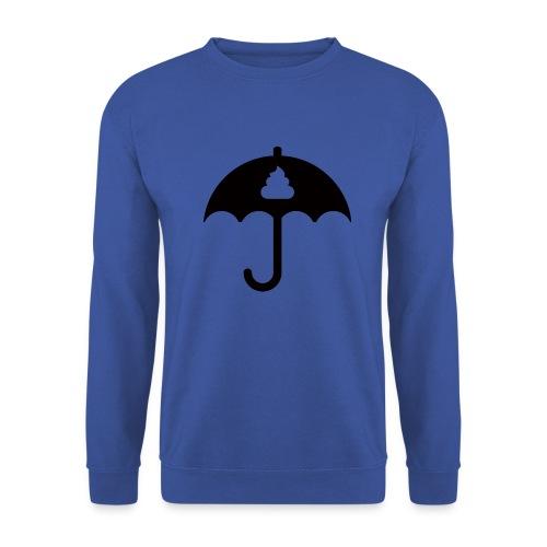 Shit icon Black png - Unisex Sweatshirt
