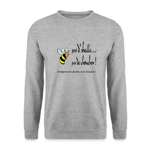 Pas d'abeille, pas de chouchen - Sweat-shirt Homme