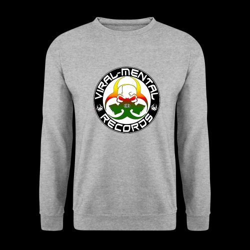 Viral Mental Records Logo - Unisex Sweatshirt