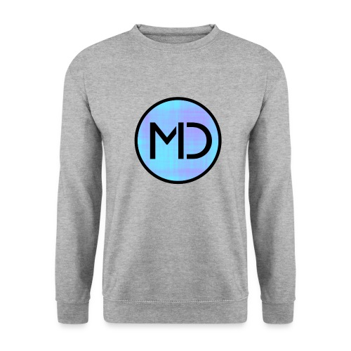 MD Blue Fibre Trans - Unisex Sweatshirt