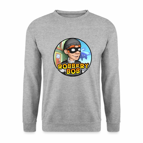 Robbery Bob Button - Men's Sweatshirt