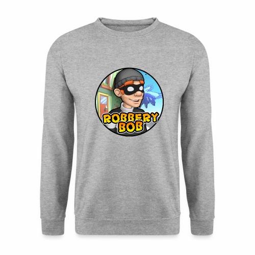 Robbery Bob Button - Unisex Sweatshirt