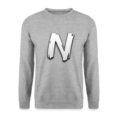NormalNick LOGO - Mannen sweater