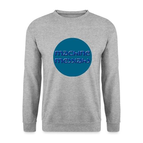 mm - button - Men's Sweatshirt
