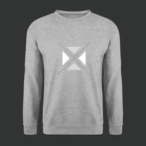 hipster triangles - Men's Sweatshirt