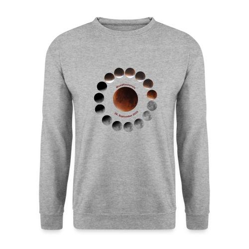 Mondfinsternis 2015 - Männer Pullover