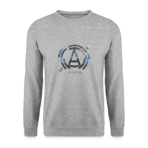 AlphaOfficial Logo T-Shirt - Men's Sweatshirt