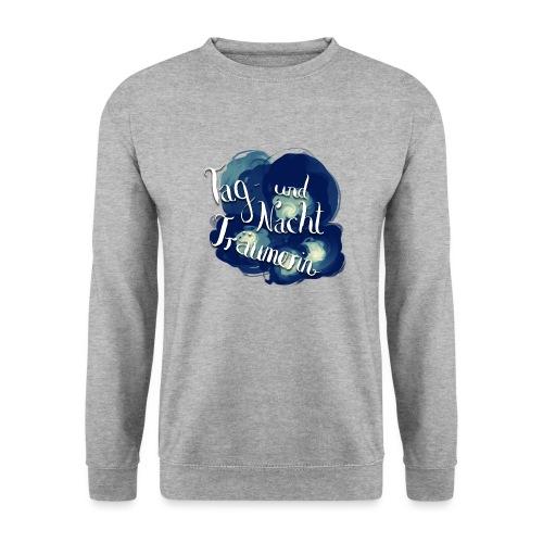 Tag- und Nachtträumerin - Männer Pullover