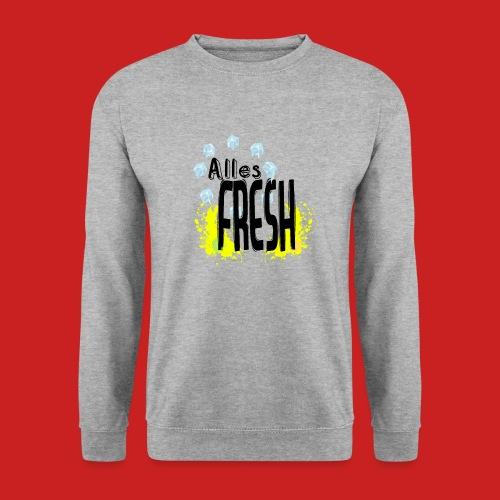 Alles Fresh / Frisch Sommer Eis - Männer Pullover