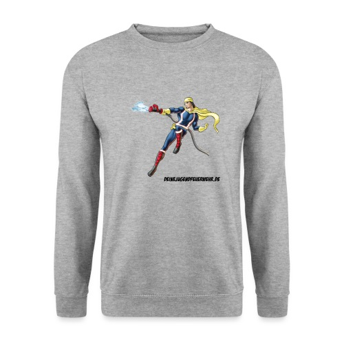Captain Firefighter - Unisex Pullover