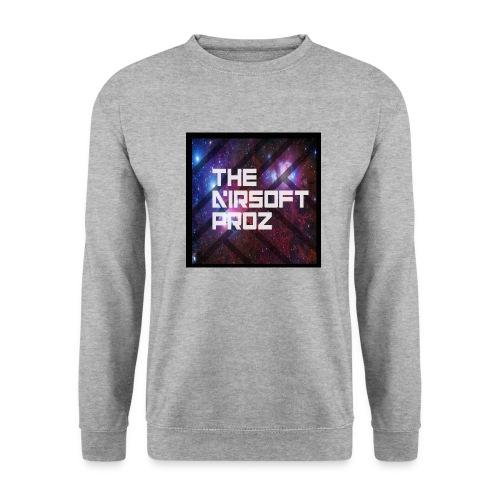 TheAirsoftProz Galaxy Mens Long Sleeve - Men's Sweatshirt