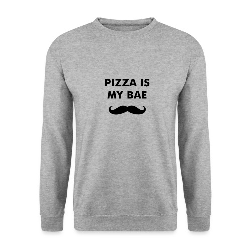Pizza is my bae - Unisex sweater