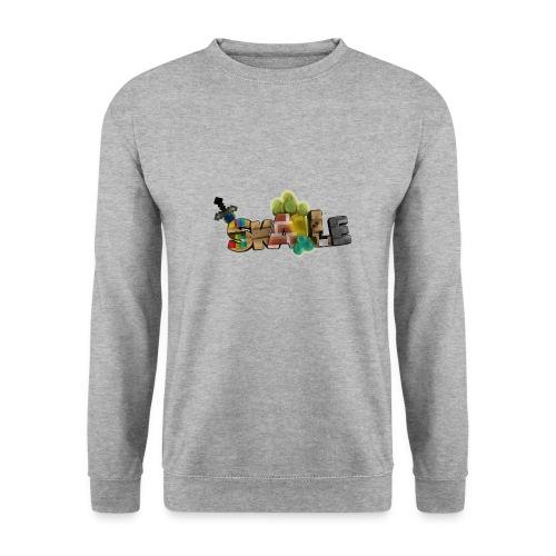 SKALLE - Aufschrift - Männer Pullover