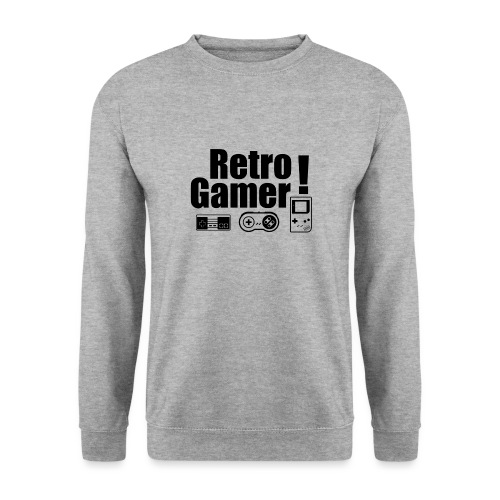Retro Gamer! - Men's Sweatshirt