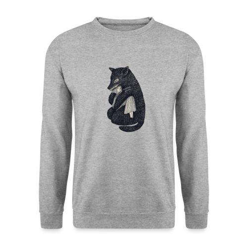 Cuddle 🐼 - Men's Sweatshirt