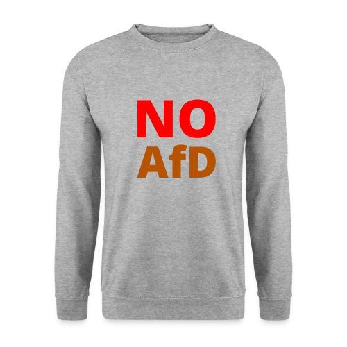 No AfD Keine AfD - Männer Pullover