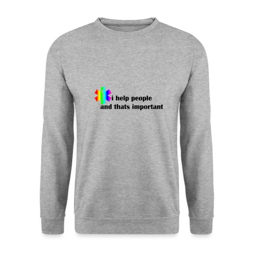 Emergency Gay Services - Unisex sweater