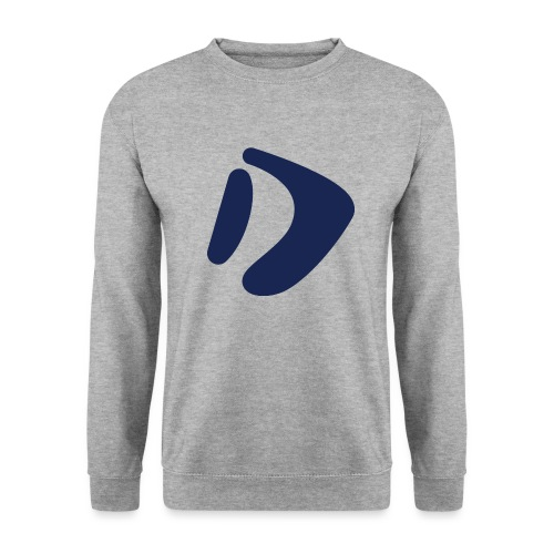 Logo D Blue DomesSport - Unisex Pullover