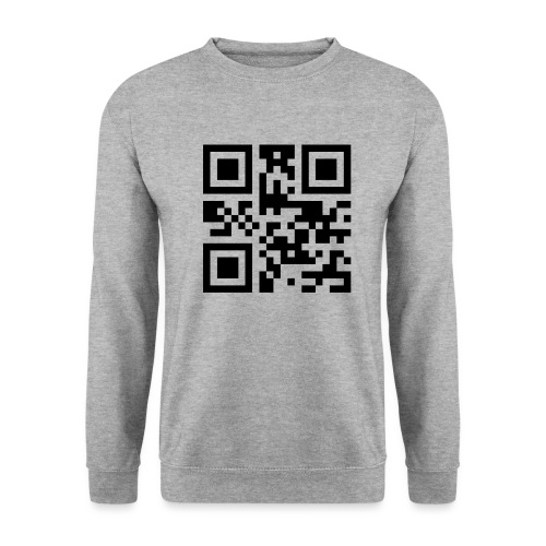 Sono Single QR Code - Felpa unisex