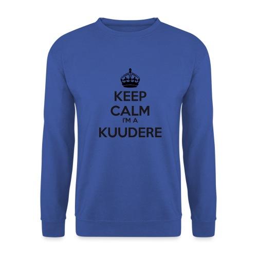 Kuudere keep calm - Unisex Sweatshirt