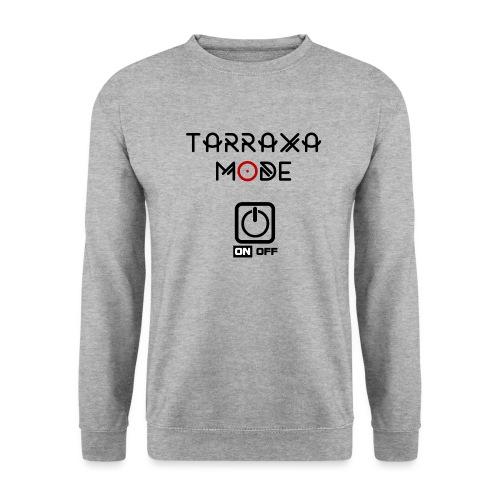 Tar Mode Black png - Men's Sweatshirt