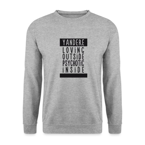 Yandere manga - Men's Sweatshirt