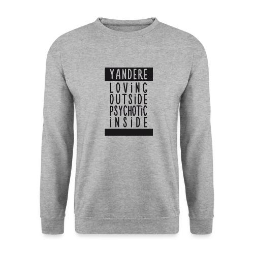 Yandere manga - Unisex Sweatshirt