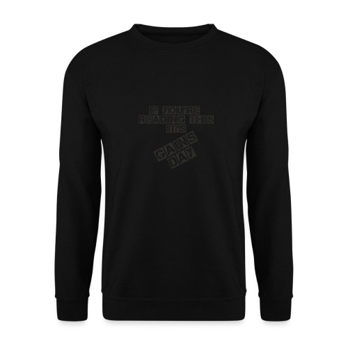gainsday - Unisex sweater